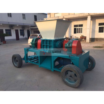 Industrial Mobile Shredder Equipment on Sale