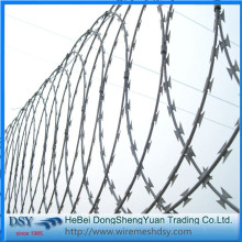700mm Roll Diameter Razor Barbed Wire