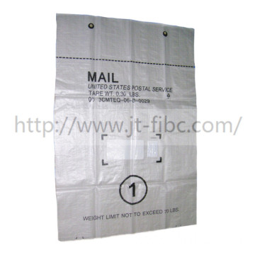 25kg PP coated woven bags