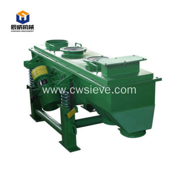 coal durability linear vibrating screen machine