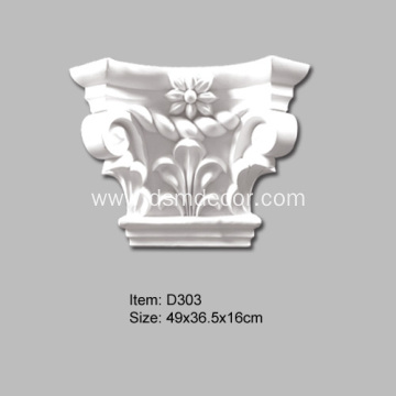 Best Selling PU Fluted Pilaster Column