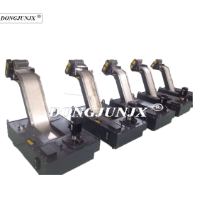 best quality machine permanent magnetic type chip conveyor
