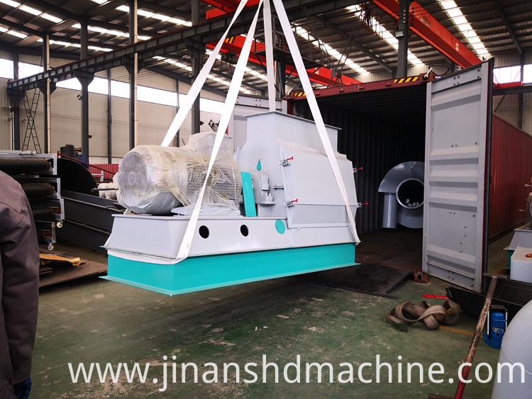 Hammer Mill Delivery