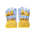 Welder Protection Durable Breathable Wearable Labor Gloves