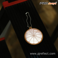 Reflective Hi Vis Safety Walking Reflector Pendant