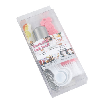 9pcs Novelty high quality baking tools set