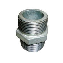 Best quality and factory for Malleable Iron Pipe Fittings,Galvanized Fittings,Iron Fittings,Zinc Coated Fittings Manufacturer in China Malleable Iron Pipe Nipple supply to Russian Federation Supplier