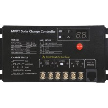 Customized for Usb Charge Controllers 10A MPPT Solar Charge Controller export to Netherlands Suppliers