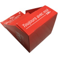 Supermarket Packaging Paper Display Box With Floor