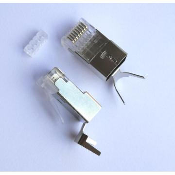 RJ45 8P8C Shielded connector