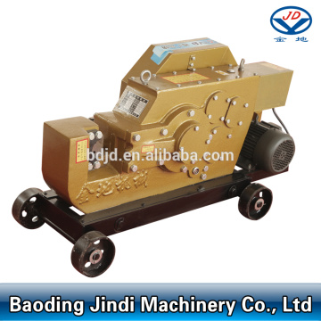 rebar cutter flat bar cutting machine
