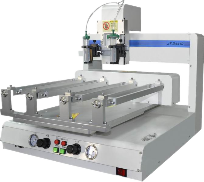 Wood Adhesive Dispensing Machine
