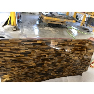 Tiger Eye stone big slab