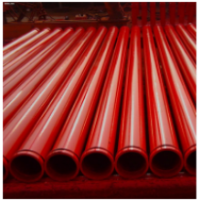 100% Original Factory for Concrete Pump Boom Pipe Concrete Pump Parts Hardened Pipeline export to Zimbabwe Manufacturer