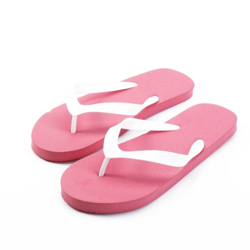 Multi color flip flops platform slippers for women
