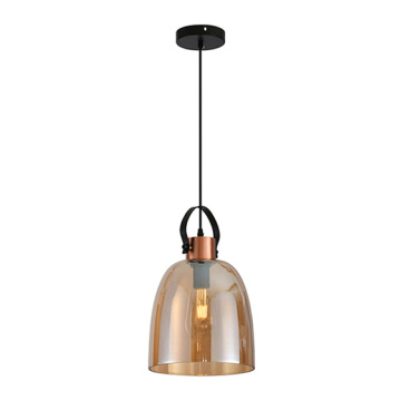 New Classical glass lampshade indoor Chandelier pendant lamp