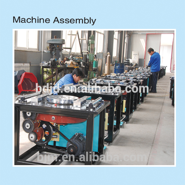 Rob Thread Bending Machine Construction Machinery