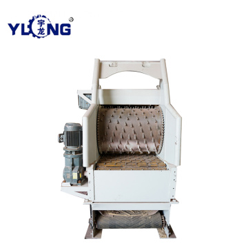 Wood Blocks Crushing Machine