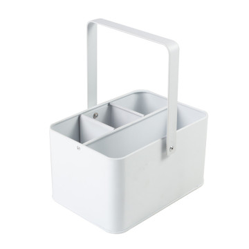 Target caddy cutlery utensil holder