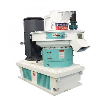 Biomass Machine for Making Wood Pellets