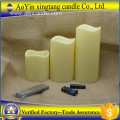 Long burning scented candles wedding candles bulk