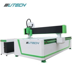 cnc wood machinery with visual positioning