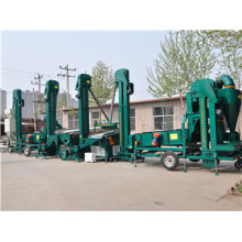 China for Sesame Processing Plant Sesame Sunflower Mung Soybean Chickpea Seed Cleaning Line supply to Poland Importers