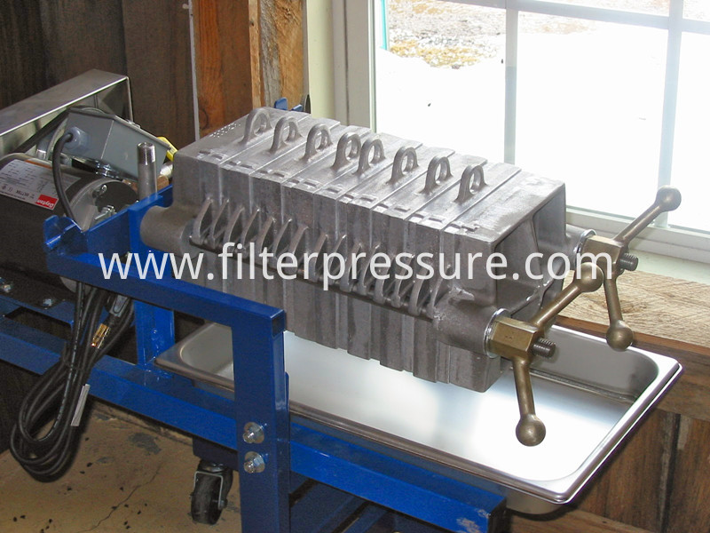 stainless filter press 3