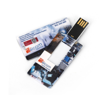 mini credit card USB Flash Memory