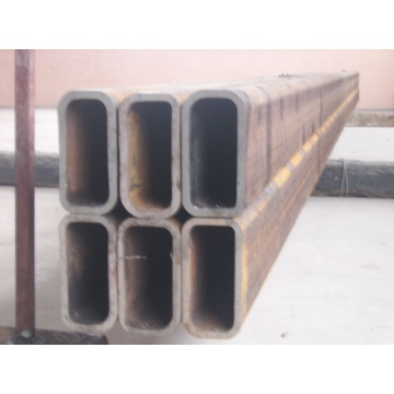 Building material rectangular hot rolled steel tube