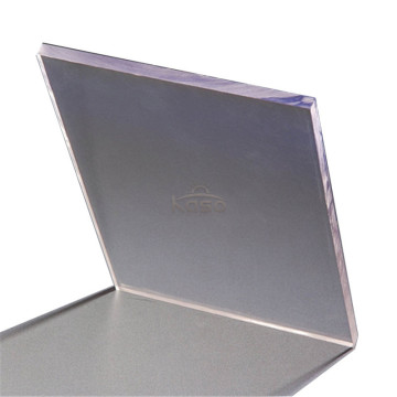 8mm Glass Plastic Sheet Uv Coated Polycarbonate Panel