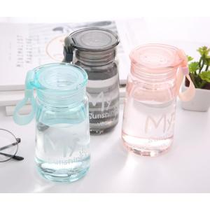 Colorful High Quality Plastic Water Cup