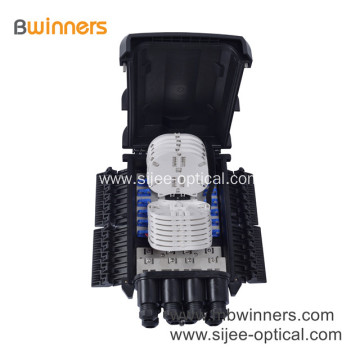 Wall Pole Mounted 288 Core Fiber Optic Splice Closure