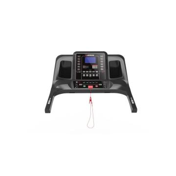 Fashionable fold up running treadmill machine for sale