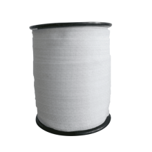 High Definition for Supply Electric Fence,Easily Assemble Electric Fence,Temporary Electric Fence,Electric Horse Fencing to Your Requirements White Poly Tape 4cm for electric fencing export to Jordan Manufacturer