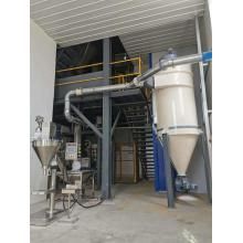 PRE-MIXING FEED PROSESSING LINE