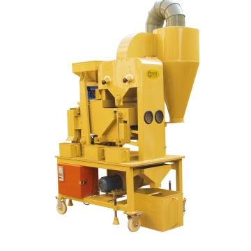 Soybean cleaning machine equipment