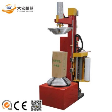 Case stretch packing machine