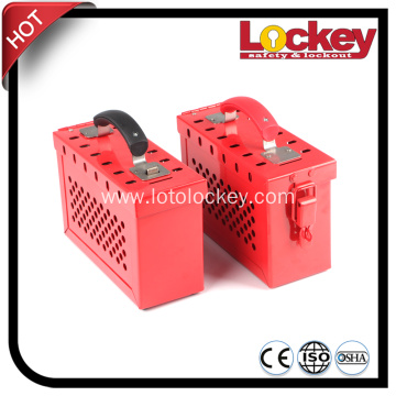 Safety Lockout Kit Lockout Tagout Group