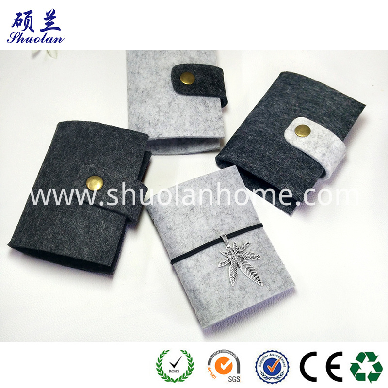 Top Quality Felt Card Holder