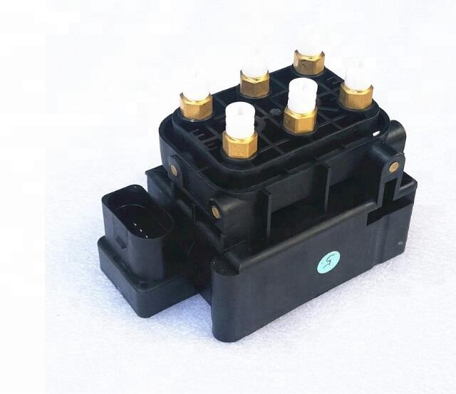 Air Supply Valve Block For Audi 4F0616013