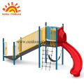 Simple Backyard Playground Equipment For Children