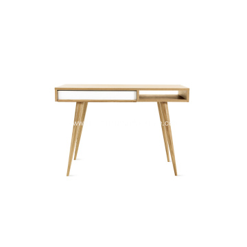 Hot New Products for High End Wood Dining Table Modern Classic Celine Desk by Nazanin Kamali export to India Exporter