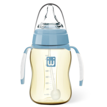 260ml Baby Wide Neck Feeding Bottle PPSU