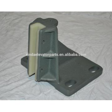 T22 Sliding guide shoe elevator spare part