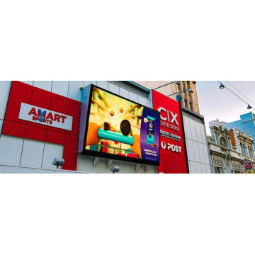 P4 P5 Showcase advertising LED Display