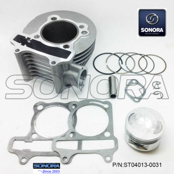 GY6 180CC 152QMI 61MM Cylinder kit (P/N:ST04013-0031) Top Quality