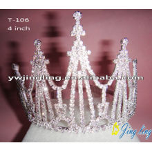 Crystal Glitz Pageant Crown