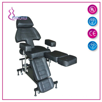 Fast Delivery for Black Tattoo Chair Professional Tattoo Multi-Function Chair/Massage Bed supply to South Korea Factories