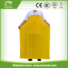 Yellow PVC Adult Smock